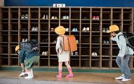 這就是為什麼日本學生都會「先把鞋子脫掉」才進到學校裡的原因!