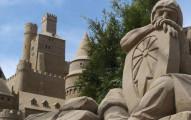 你會想要住在這間完全是用沙建造完成的「沙城堡旅館」裡嗎?