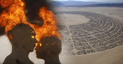 你可能沒聽過全球最瘋狂的「燃燒人節慶」,但看完你會下定決心這輩子一定要去一次!