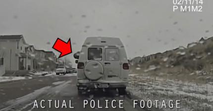 現代毒販的車裡都會放一大堆氣球,看到這隻影片後我才發現到有多麼天才!