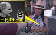 他們用最舊版iPhone來騙蘋果粉絲們「這是最新的6s」,於是他們便開始鬼扯這支手機有多神了...