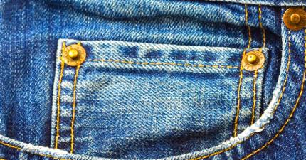 牛仔褲上「小口袋」的真正用途很重要「歷史意義久遠」