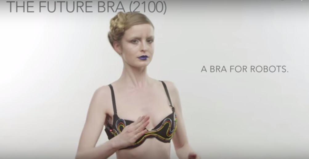 從羅馬帝國到未來超過500年的「胸罩」演進史,1970年代那個造型讓人看得臉發燙啊!