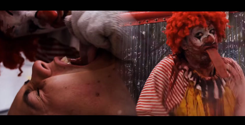 如果你從小就一直都覺得麥當勞叔叔有點詭異的話,那這支影片會完全證明你是對的!