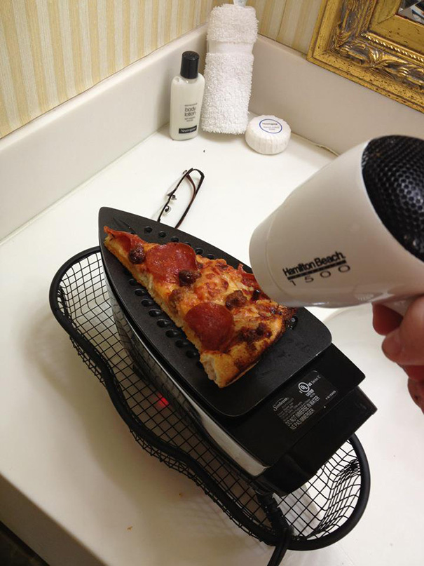 Sorry, We Do Not Have A Microwave Available To Guests