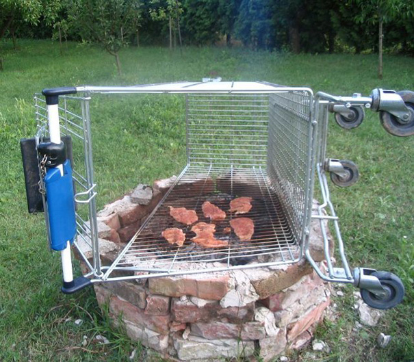 I'm A Practical Grill