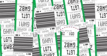 你一定很討厭每次出國行李箱都被貼得亂七八糟,這個「最新智慧行李箱」會讓你的旅程更完美!