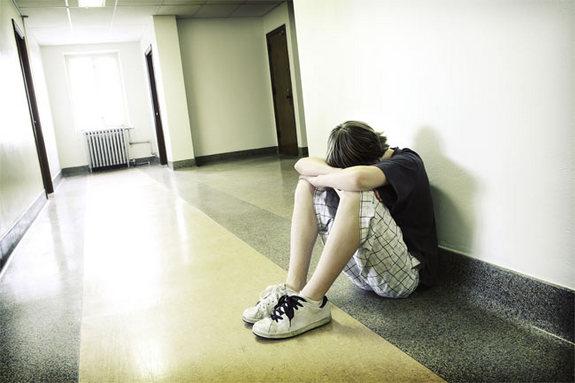 這就是為什麼現代有很多青少年都喜歡自殘,並不是因為想要自殺!