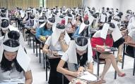中國頒佈超恐怖新法來「懲罰作弊的學生」,已經讓很多同學現在寫考卷都不敢隨便亂動了...