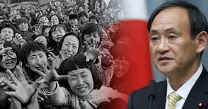 在聯合國把「南京大屠殺」文獻補充後,日本的惡劣反應讓很多人都很生氣!