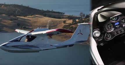 這架號稱受訓20小時「平民都能擁有」的飛機,價錢平易近人可能有天連你也能飛去上班!