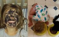 30個已經讓自己父母進精神病院的「超恐怖魔鬼小孩」。