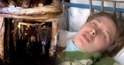 這座小鎮中肆虐著「神秘沉睡怪病」,不明原因讓人類動物都會突然陷入多天昏迷沈睡!