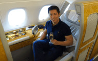 這名男子竟然只花了1萬元就坐了原本要200萬的頭等艙飛越半個世界,這方法居然簡單得令人超傻眼!