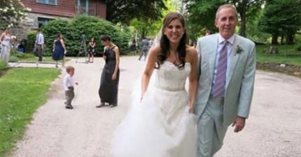這名繼父在繼女的婚宴當天發飆把所有經費全部取回,你聽到原因後會為他喝采拍手叫好!