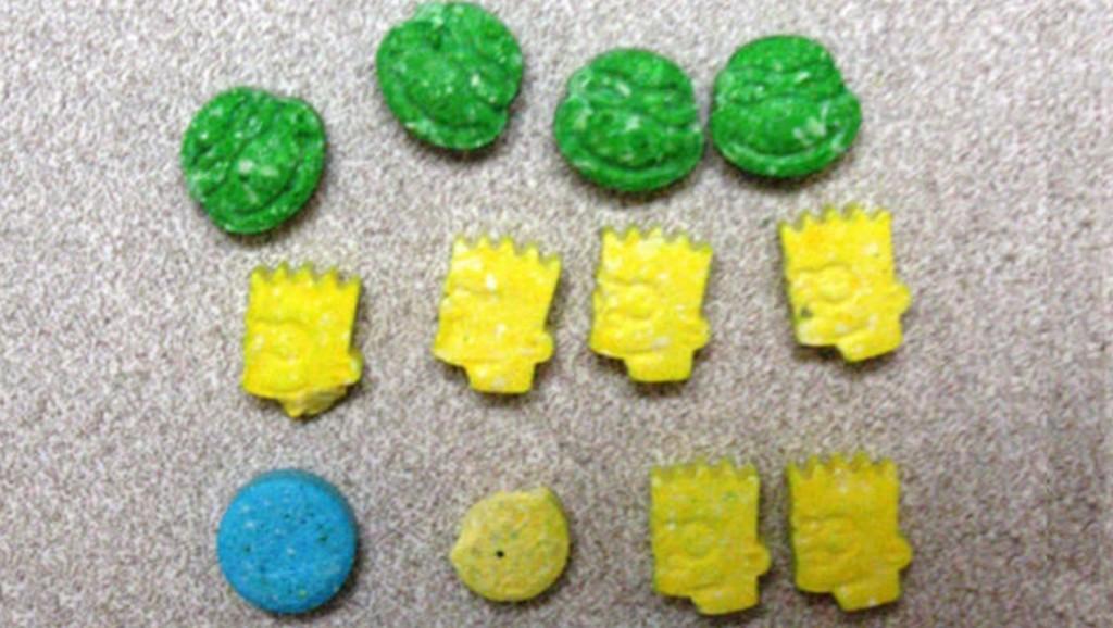 家長們請注意!這些糖果看似無害,但警方已經慎重警告千萬別讓孩子們吞下肚啊!