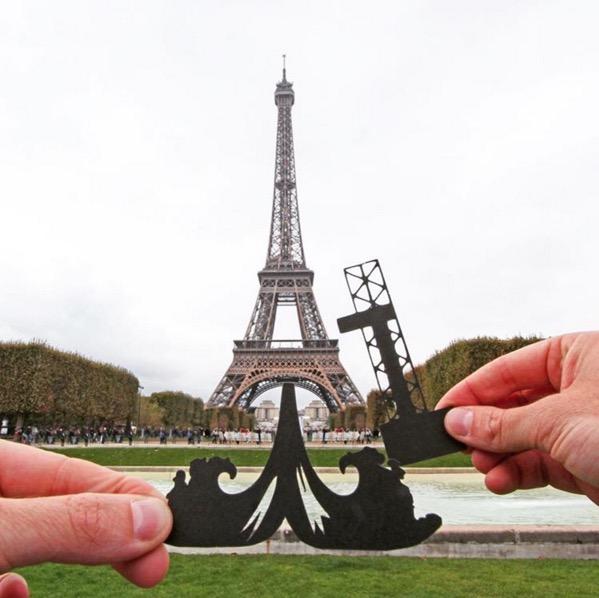 這些歐洲知名觀光景點都已經被遊客拍爛了,但這位攝影師拍照片的方法會讓你重新愛上這些地標!