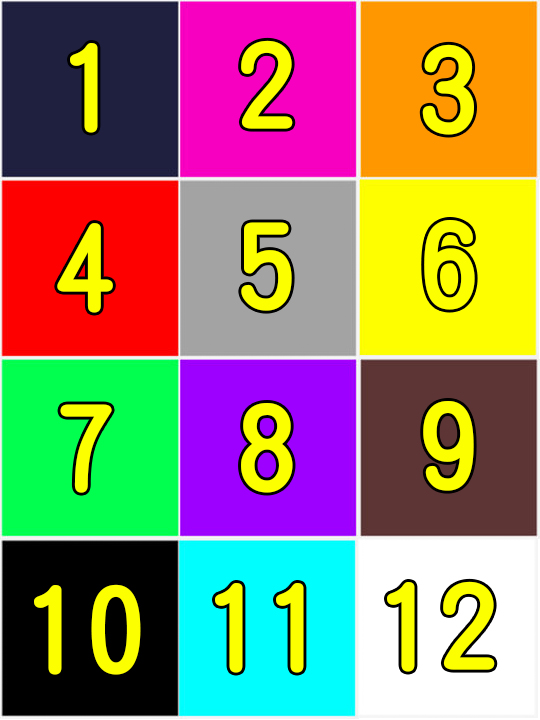12colours