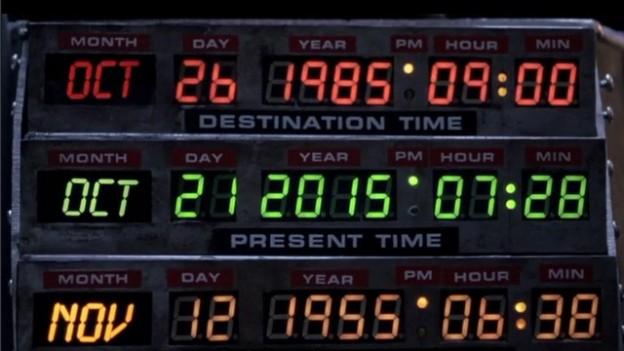 你一定不會相信《回到未來》在30年前所有的預測原來都超準!但他們錯了哪一些呢?