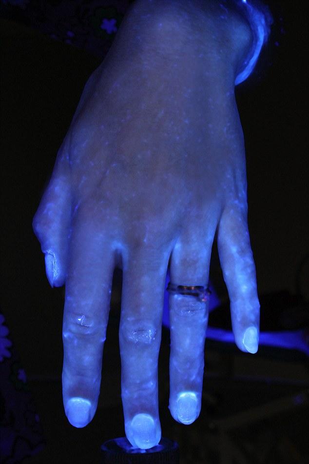 你到底該怎麼洗你的手?如果沒洗對就會變成這樣!