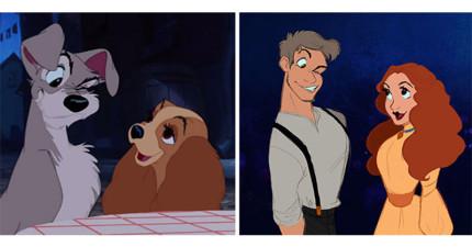 8種就算「哪天想要重新投胎變成人類」依然會把你迷倒的迪士尼知名動物角色!
