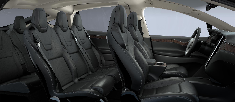 特斯拉汽車最新超高科技電動休旅車剛推出,看到它打開門的方式後已經很多人都說再也不買汽油車了!