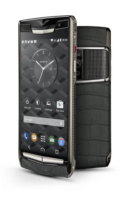 iPhone 6S不夠看,這台「要價67萬」的手工客製手機才是最奢華王道!它的獨特功能可能會讓常旅遊的人愛死!