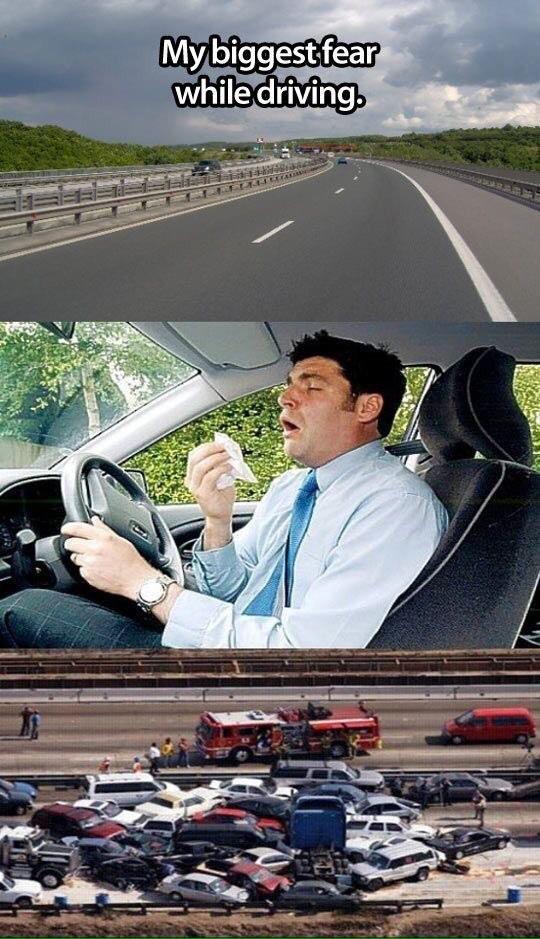 21會讓「每天不得不開車上下班的人」看到都點頭如搗蒜的心酸小劇場。