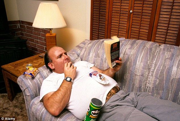 While an 'exercise pill' would no doubt be welcomed by couch potatoes, it could also be useful for those who are unable to exercise due to illness or paralysis. Above, file image