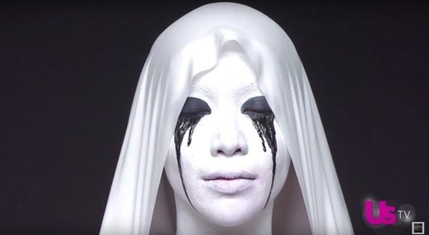 American Horror Story Asylum White Nun