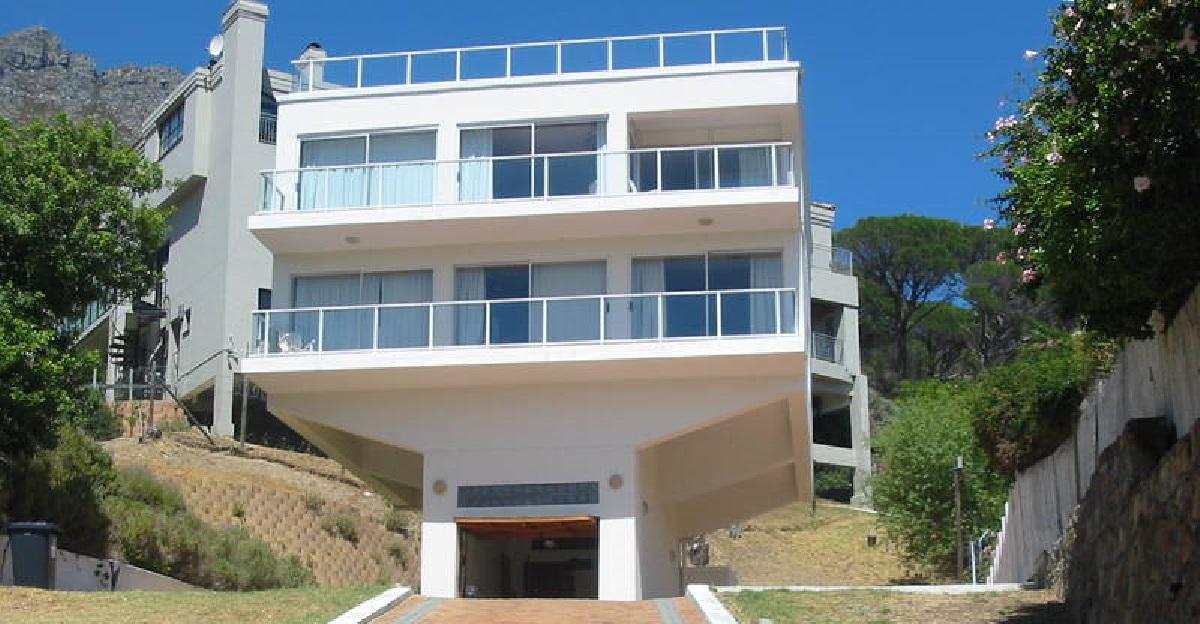 Top-Heavy Home