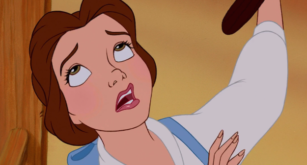 Belle was literally the FUCKING WORST.