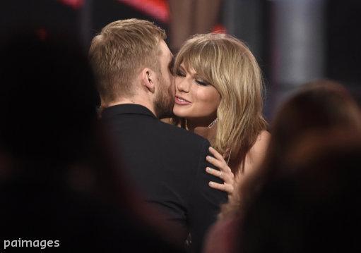 這張照片即將導致泰勒絲和男友分手?凱文哈里斯放話「絕對不會有好結局的」!