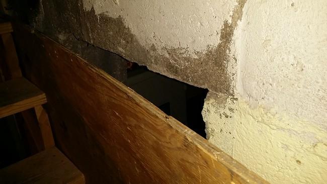 這家人剛買下新房不疑有他,沒想到竟揭開地下室「被故意隱藏的驚人黑暗秘密」。