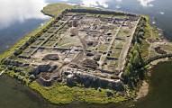 考古學家在俄羅斯找到這座「千年小型紫禁城」,神祕歷史謎團連俄羅斯總統都被難倒了!