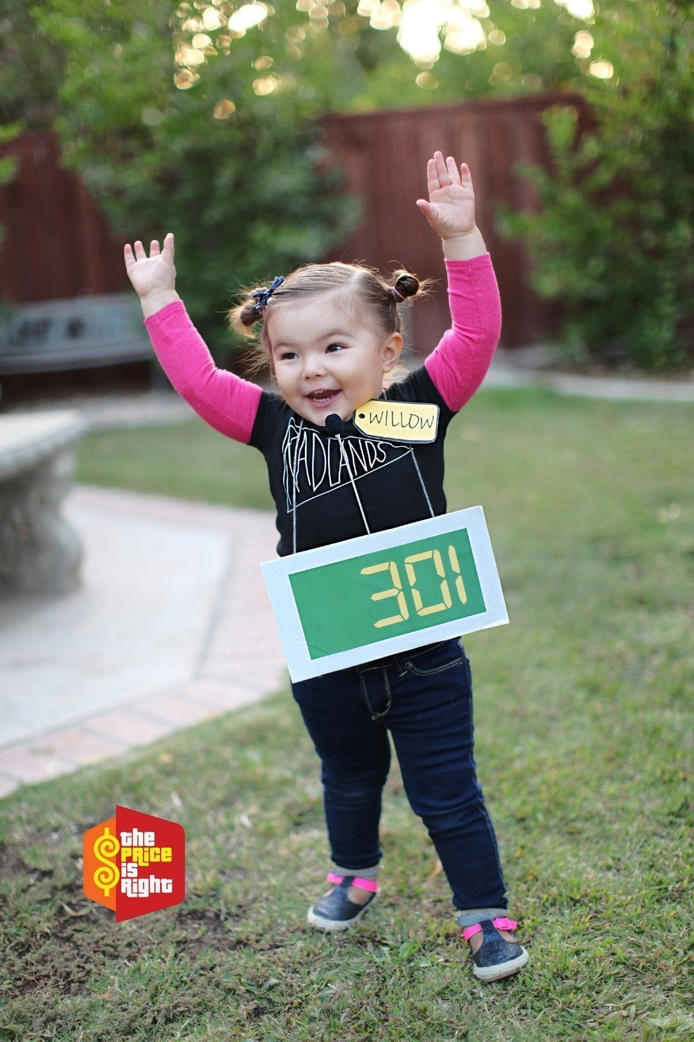 A contestant on The Price Is Right…