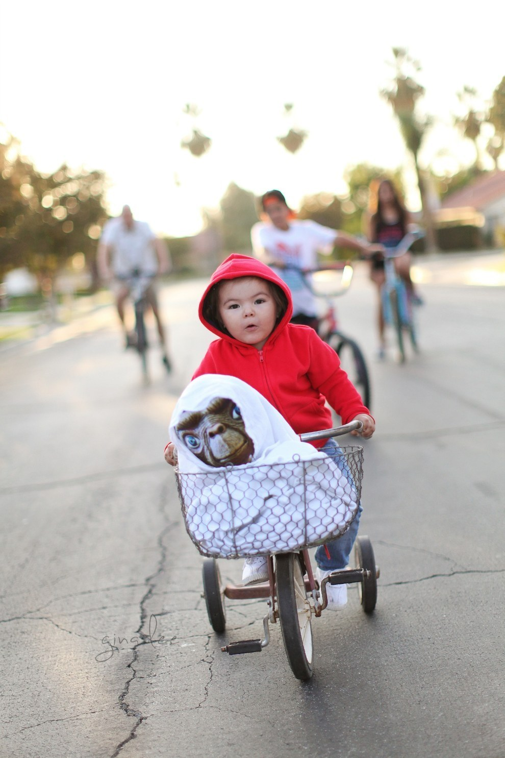 And, best of all, Elliott from E.T.!