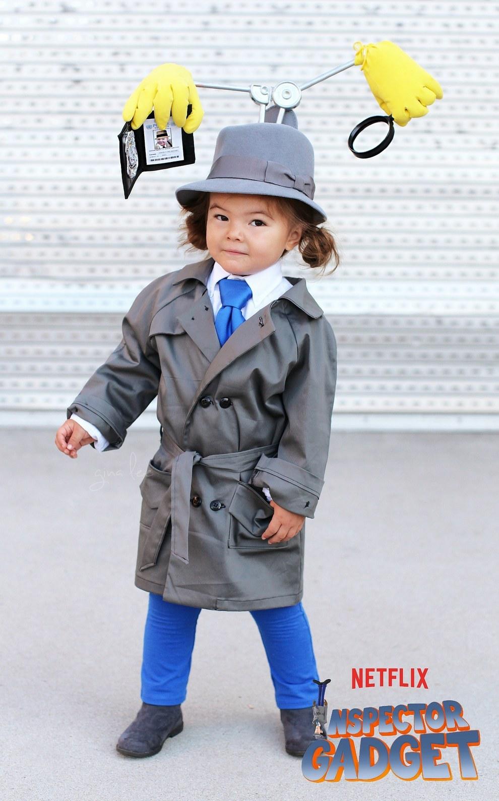 Inspector Gadget...