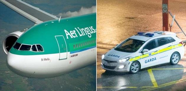 男子在飛機上忽然像是「變成喪屍亂咬人」,被壓制後就突然離奇暴斃死亡。