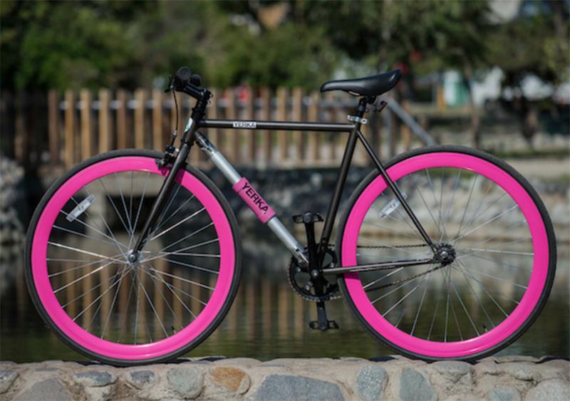 他們設計出這款「再也偷不走」的變形腳踏車,馬上被狂買銷售一空!