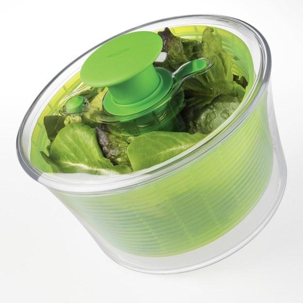 A salad spinner.
