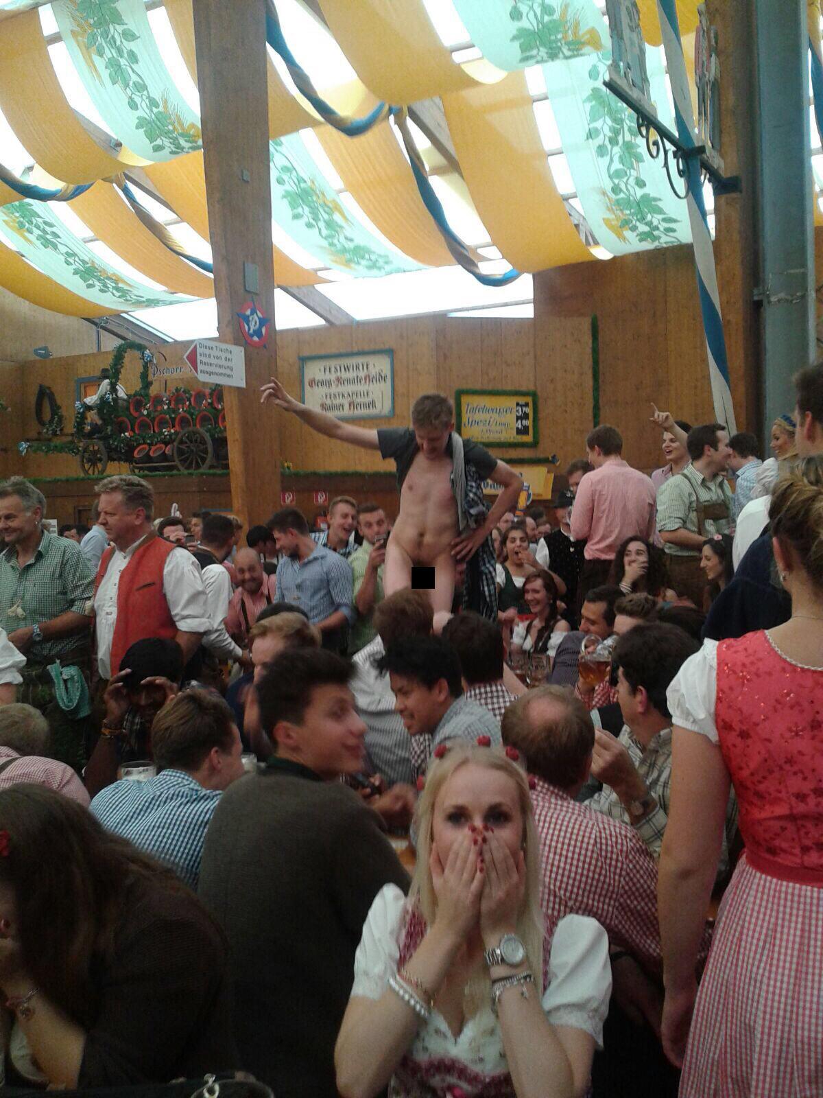 16張照片讓你看到德國的「慕尼黑啤酒節」是全世界最瘋狂的節日!