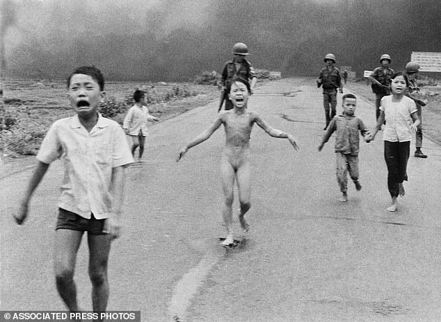 這名在40年前越戰撼動世界的小女孩當時全身嚴重燒傷,現在她終於痊癒的模樣讓全世界看得都很欣慰!