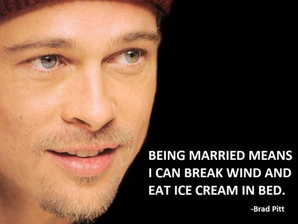 funny awesome celebrity quotes 17 e1445626337974 Famous people whose quotes live up to the legend (25 Photos)