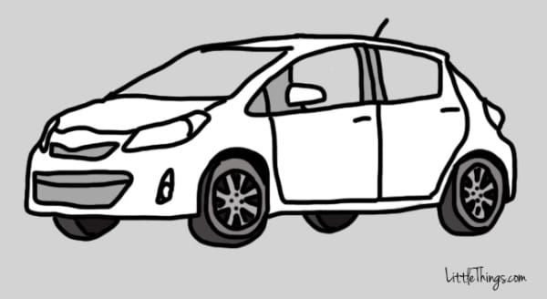只要知道你的汽車是什麼顏色,我們就能猜出「你是哪一種性格的人」!