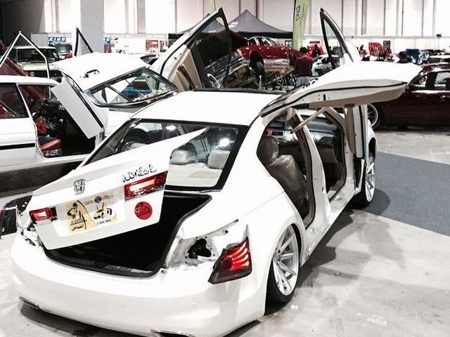 Are The Wackiest Tuned Cars To Be Found In The Middle East?