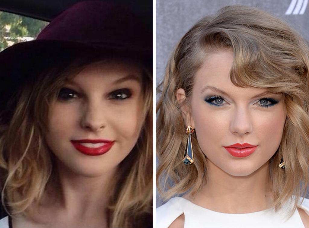 31個跟好萊塢明星「用同個模具生產出來」的超級明星臉分身。