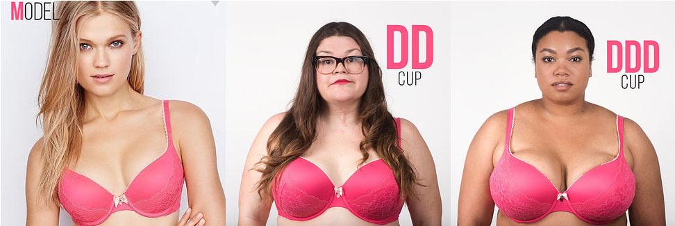 這些不同罩杯的女性要來測試不同品牌的「托高集中胸罩」,看看到底是有效還是廣告噱頭!