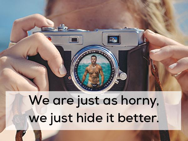 13件男女心中最深處的「不想讓異性知道的殘酷真相」,原來女生和男生一樣色?!