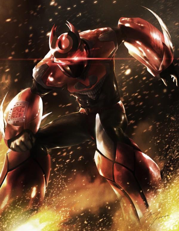 15個兇狠到讓你覺得「正義的主角一定打不贏」的超帥真人版動漫角色!